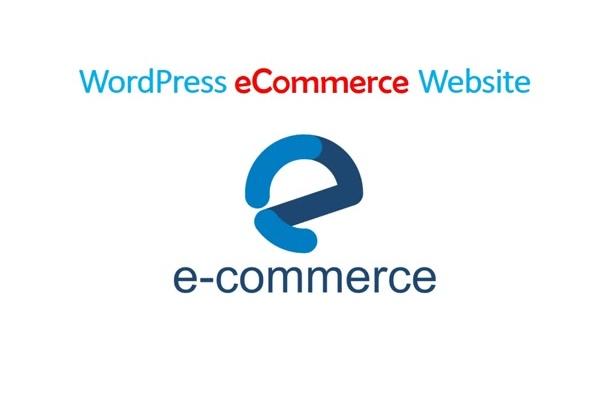 build eCommerce website using wordpress