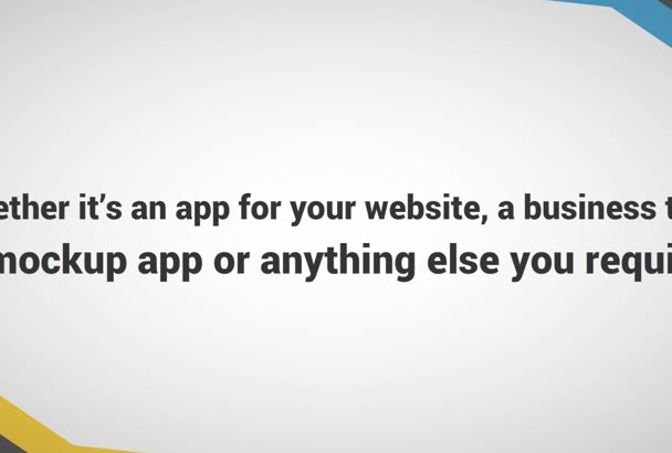 create your professional ANDROID app