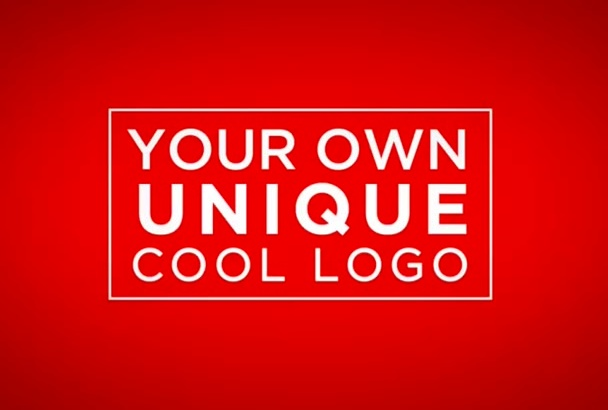 design a unique and eye catching logo