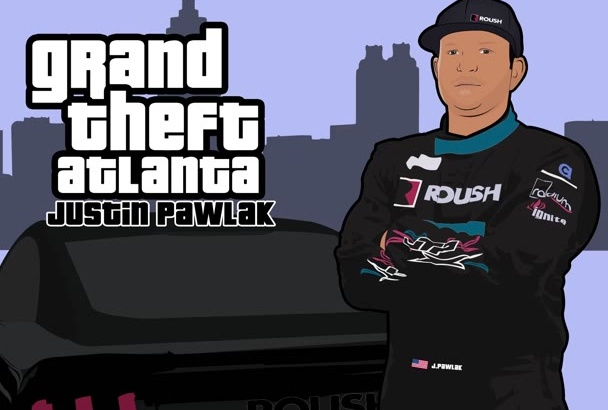 make your photo into Grand Theft Auto GTA Style