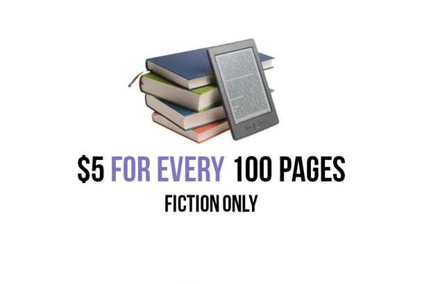 format your fiction to ebook standards