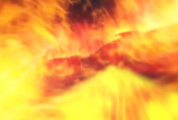 make an amazing fire logo animation