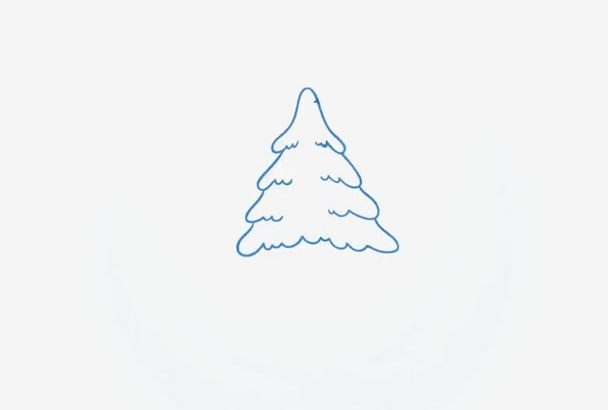 create this cute christmas video