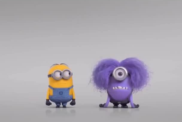 make funny minion video for you