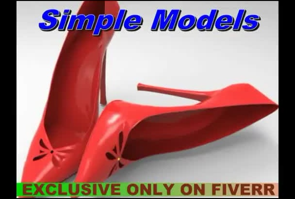 render any type of model