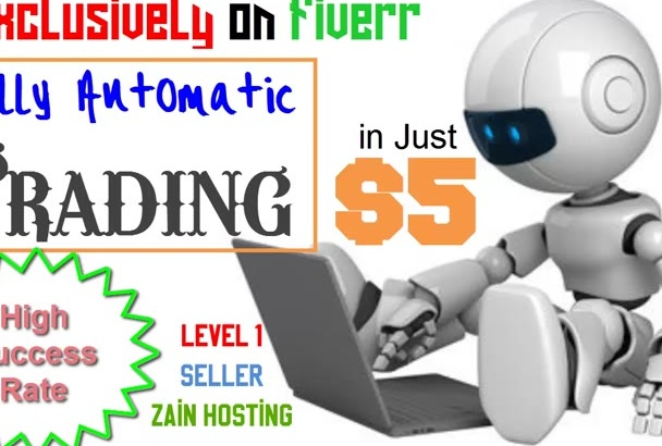give You Forex Scalping Robot