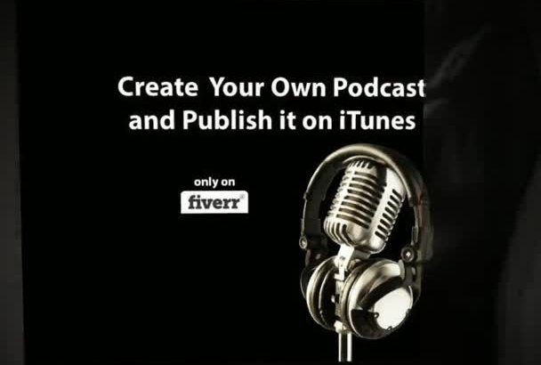 show you how to create a Podcast and have it listed on iTunes