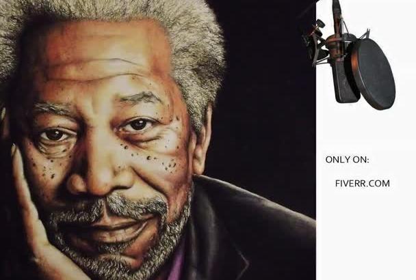 do a Morgan Freeman voice narration