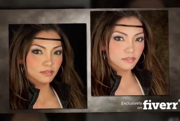 professionally photoshop your image within 24hrs