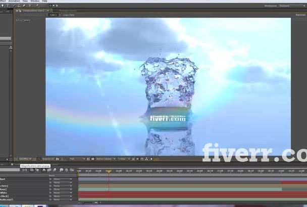 modify your VideoHive project