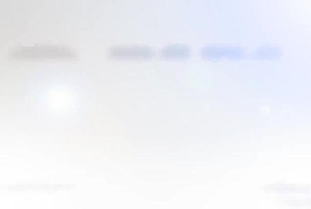 make a Clean Intro Logo