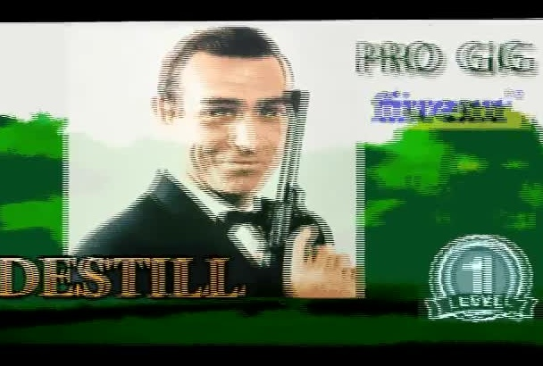 do  Sean Connery 007 voice perfectly
