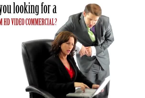 custom HD Video Commercial upto 60 sec