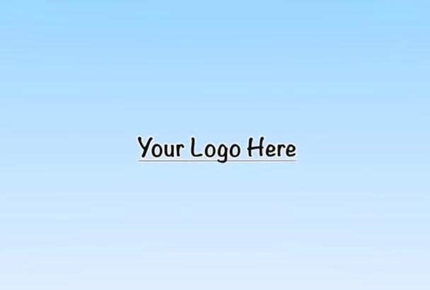 make Cheap Logo Animations For Your Website Videos and YouTube Channel