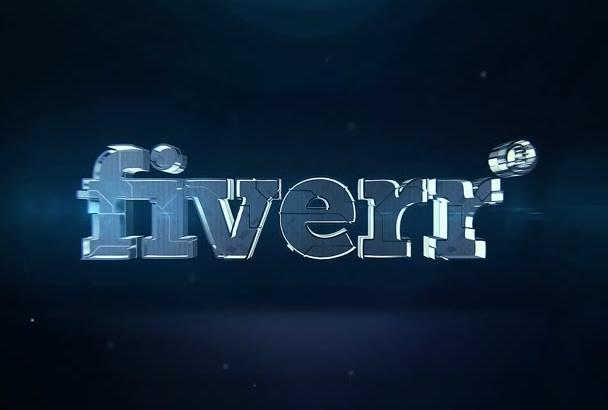 metal Element Logo 3d