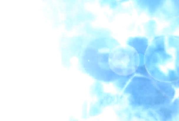 make HD Logo water intro video