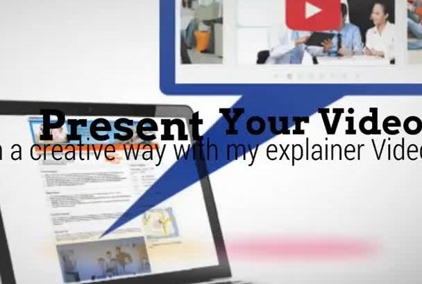 create professional animated explainer video