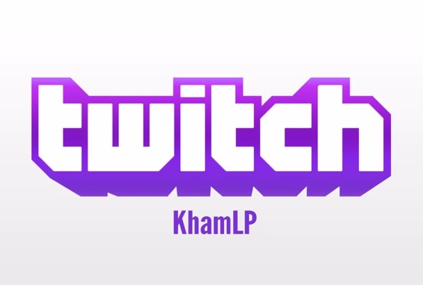 create this professional Twitch Intro for you
