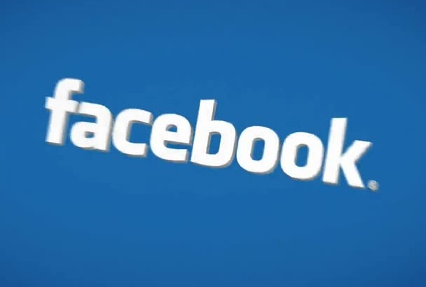 create this nice Facebook promotion video