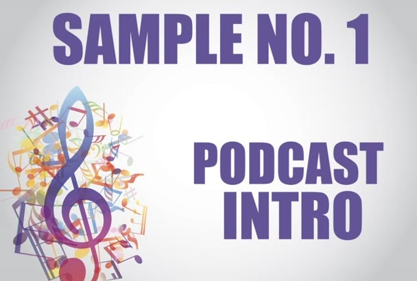 make an intro for your Podcast or Radio Show