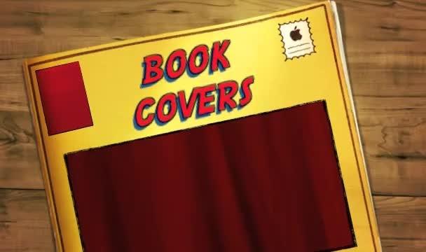 illustrate a cute childrens book cover