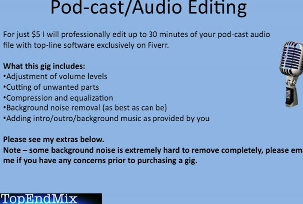 create your podcast for you