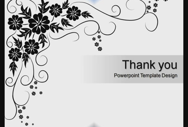design a customized PPT template for you