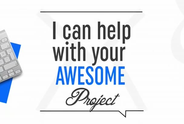 create a eye catching and professional PPT presentation