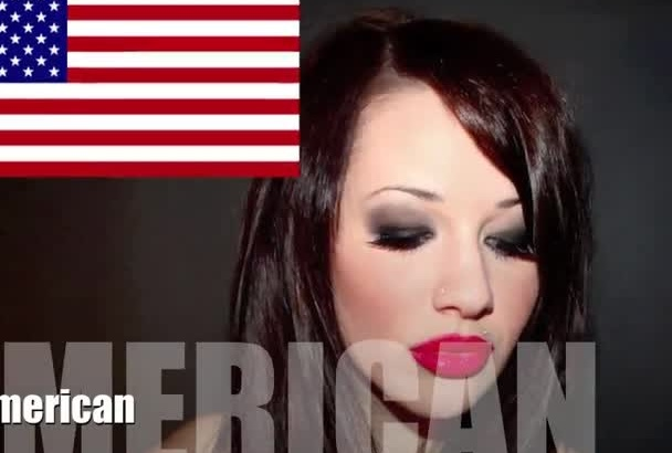 do an American or British Voice Over for you