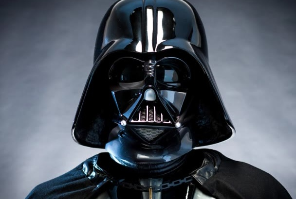 do a voice impression of Darth Vader from Star Wars