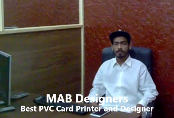 design and Print Plastic PVC Card