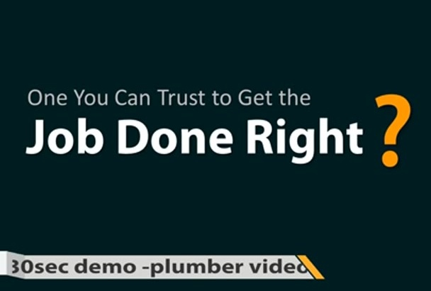 give 3 local business video with customize Powerpoint Slides