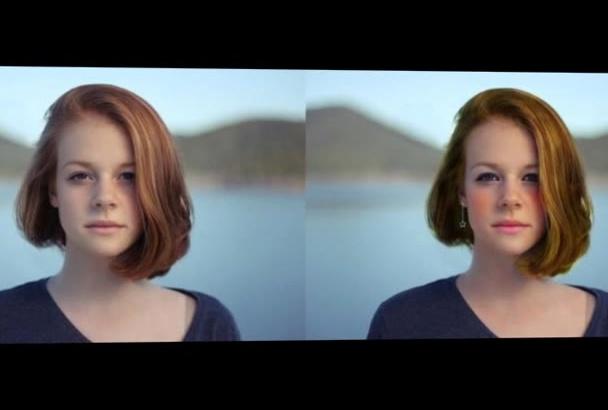 edit, retouch, enhance your picture