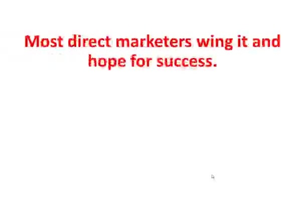 provide a personal business plan template for direct marketers and MLMs