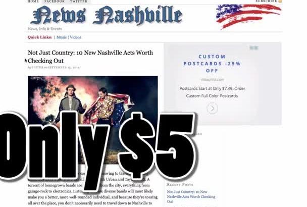 post on my Nashville News Blog