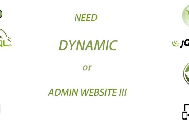 install wordpress website, fix or modify
