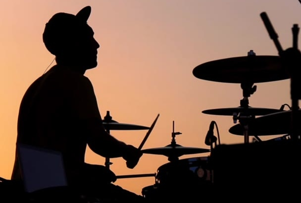 put Drums on your song