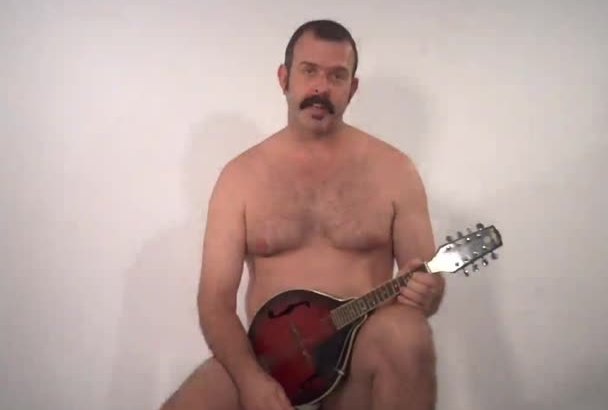 sing you a Naked Moustache  Birthday Song 24hr