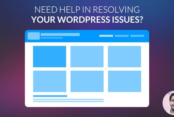 do anything related to WordPress, php, css html, javascript