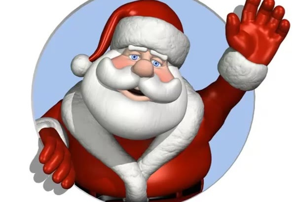 be Santa Claus for you