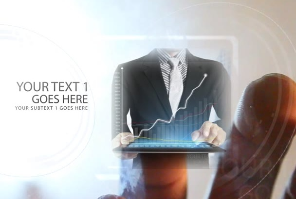 create business video intro
