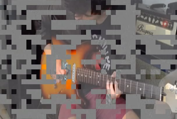 play and record anything on the guitar
