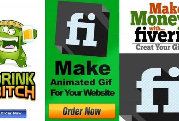 do GIF banner or logo