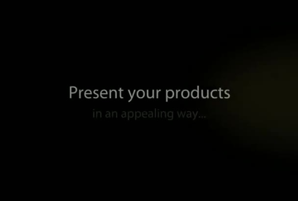 make a professional commercial video for your Business,Products,Services