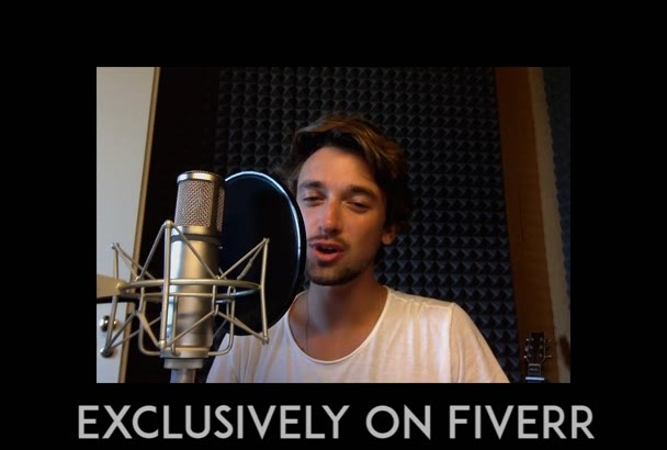 record Italian Voice Over For You