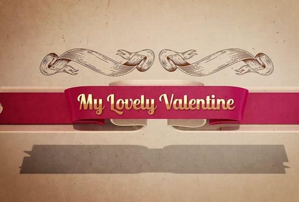 create This Amazing Valentines Day Video