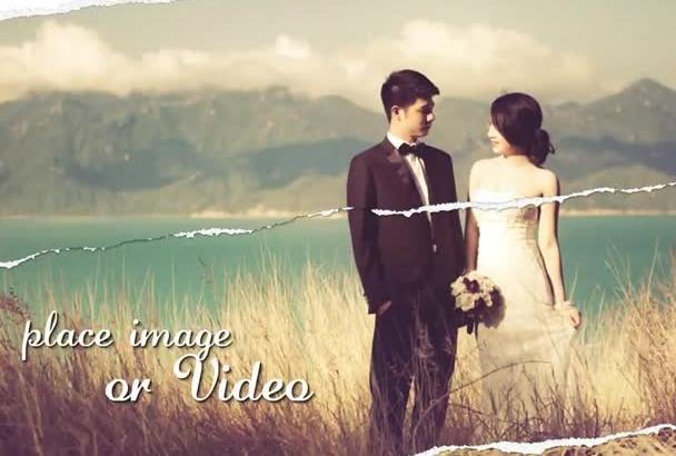 customize EXCELLENT commercial video photo album