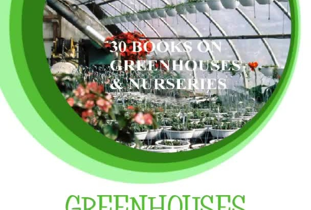 sell Greenhouses and Nurseries 30 Rare DIY Books with Resale Resell Rights New Winter Harvest Collection