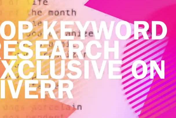 provide You More than 10,000 Keywords