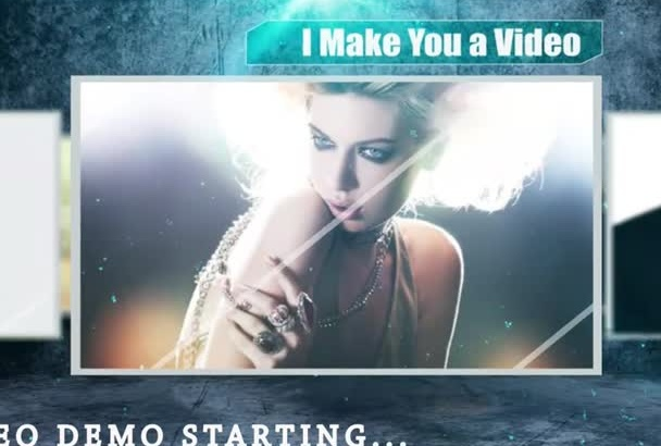 do Video Design in Cool Grunge Style HD Youtube
